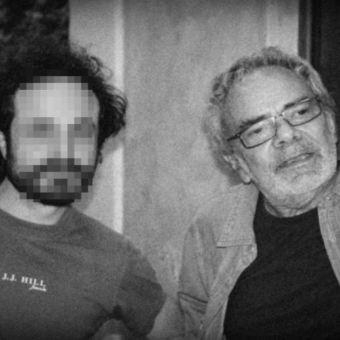 Con Daniele Pettinari