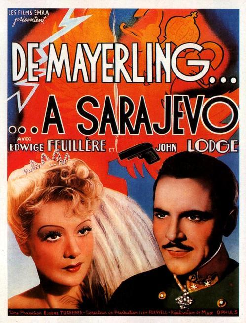 De_Mayerling_Sarajevo_poster