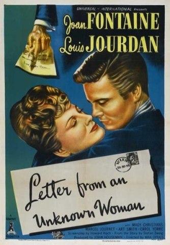 Lettera da una sconosciuta